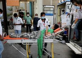 Hindistanda oksigen təchizatındakı nasazlıqlar xəstələrin ölümünə səbəb olur