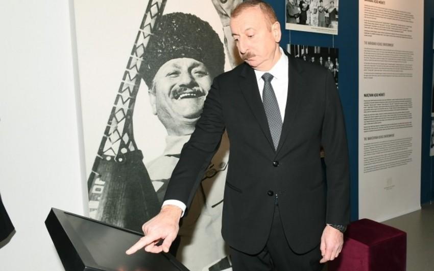 В Товузе открылся Музей ашугского искусства