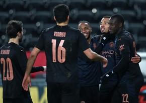 «Манчестер Сити» вышел в четвертьфинал Кубка Англии
