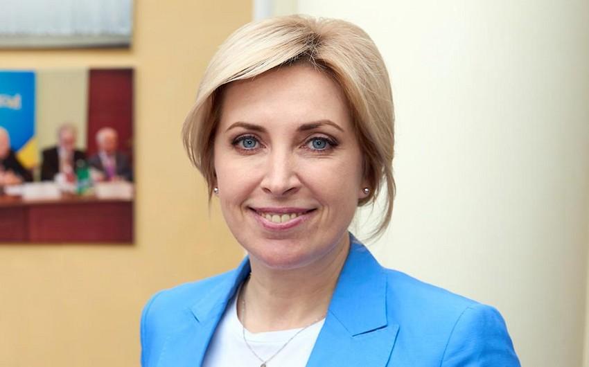Iryna Vereshchuk: Defense cooperation between Ukraine, Azerbaijan and Turkey will become more urgent