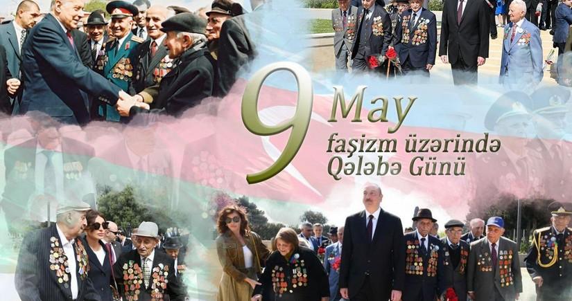 Azərbaycan XİN 9 May - Qələbə Günü ilə bağlı bəyanat yayıb
