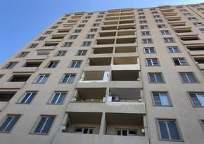 Qaçqınkom Bakıda daha 3 yaşayış binası tikəcək
