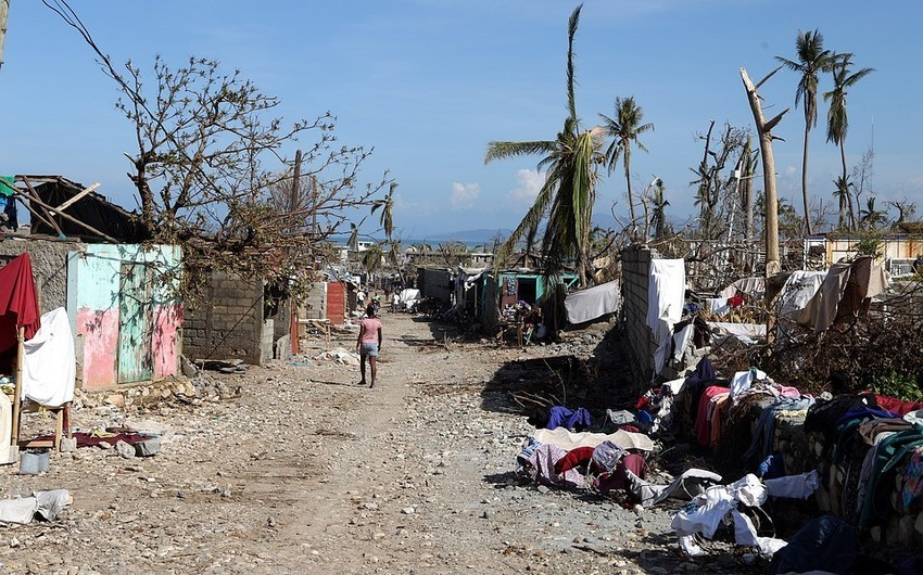 У берегов Гаити произошло землетрясение магнитудой 5,3