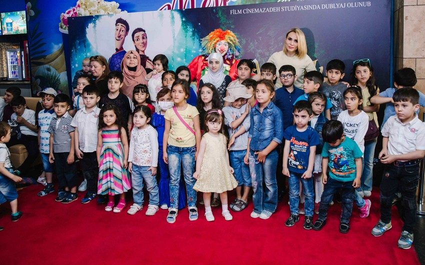 CinemaPlus prepares entertaining program on International Children's Day - VIDEO