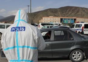 Hacıqabulda koronavirus xəstəsi saxlanıldı