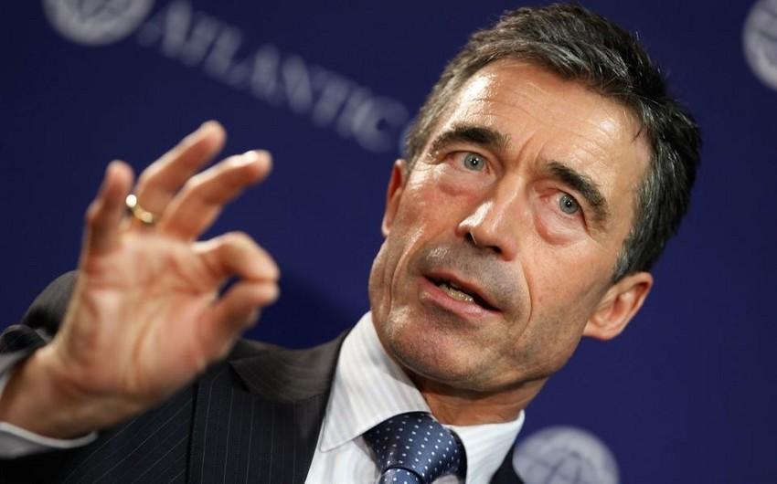 NATO-nun keçmiş baş katibi bank müşaviri təyin olunub
