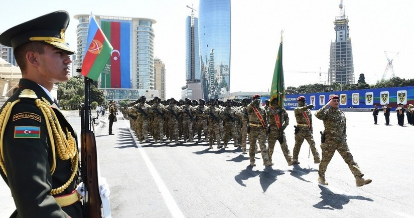 Expert: Azerbaijani Army has modern equipment, high fighting spirit