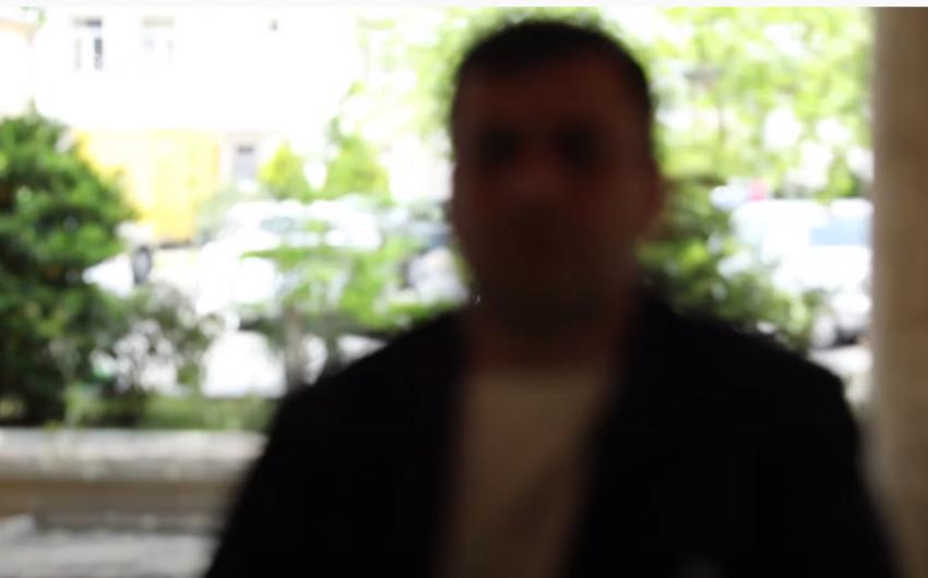 """""""Azəriqaz""""ın əməkdaşlarına hücum olub - VİDEO"""