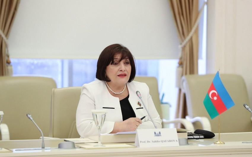 Program of Sahiba Gafarova's visit to Italy unveiled