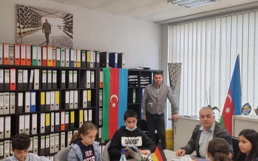 Kölndə Azərbaycan dilinin tədrisinə başlanılıb