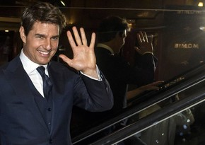 Tom Cruise to make a movie on International Space Station