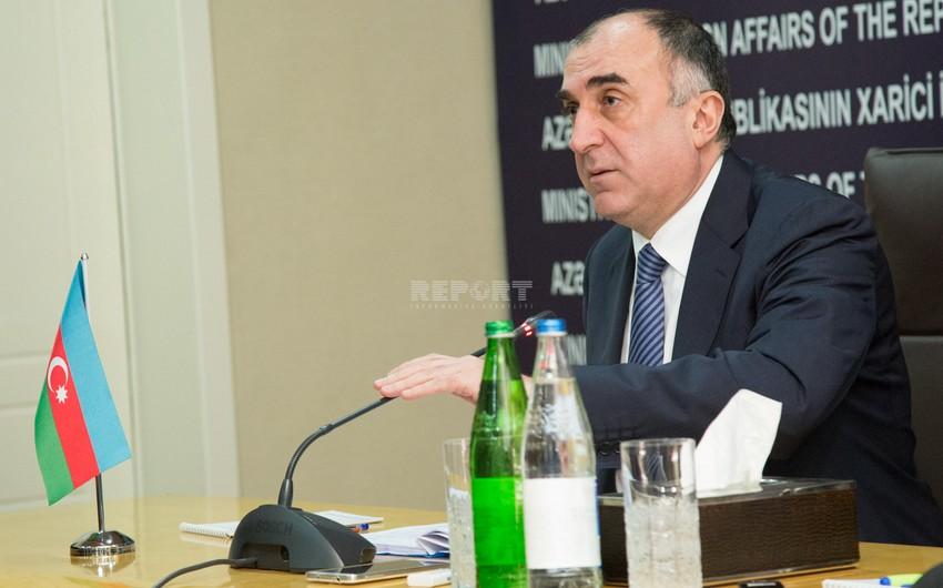 Elmar Məmmədyarov: Ermənistan tərəfindən atəşkəsin pozulması davam etdirilir
