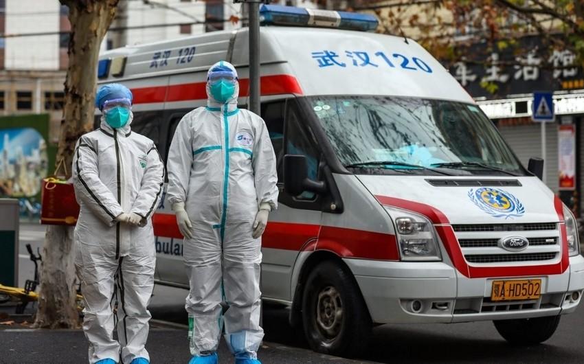 Qırğız Respublikasında koronavirus xəstələrinin sayı artdı