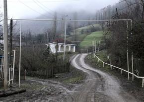 Lerik rayonunun 2 ucqar kəndinə təbii qaz verilib