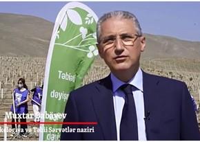 Muxtar Babayev çağırış etdi - VİDEO