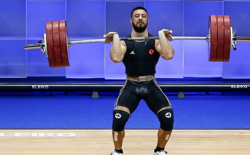 Türkiyəli idmançıdan Avropa rekordu -
