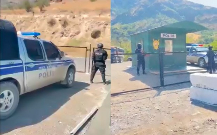 Azerbaijan, Iran discuss situation on Gorus-Gafan highway