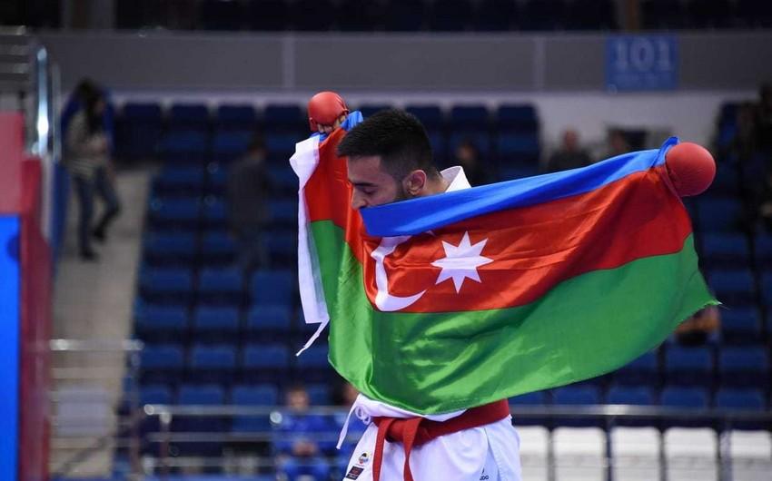 Minsk 2019: Azərbaycan karateçisi qızıl medal qazanıb - YENİLƏNİB-2