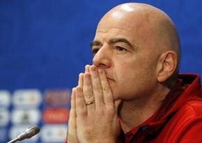 FIFA prezidenti: Maradona futbol nağıllarıtarixində mühüm yer tutacaq