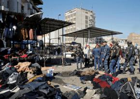 Bağdaddakı terror aktlarının təşkilatçıları məlum oldu
