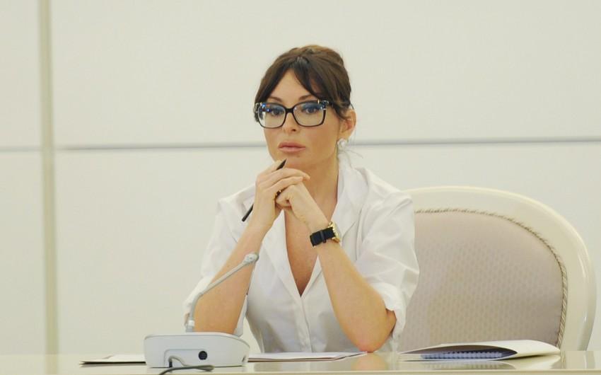 Mehriban Əliyeva SABAHın məzunu mərasiminin iştirakçılarına təbrik məktubu ünvanlayıb