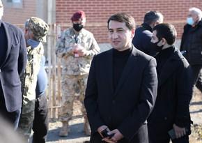 Хикмет Гаджиев: Учиненные разрушения, зверства показывают истинную суть армян
