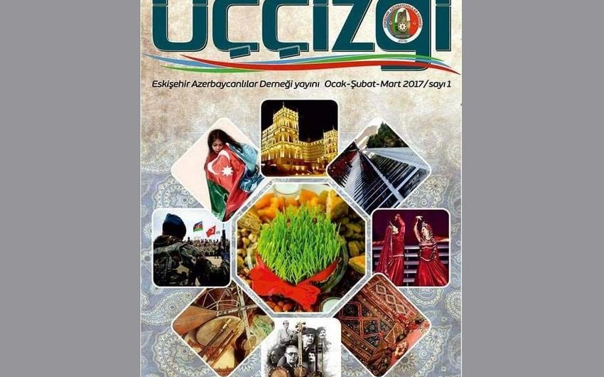 Türkiyədəki Azərbaycan diasporunun jurnalı çap edilib