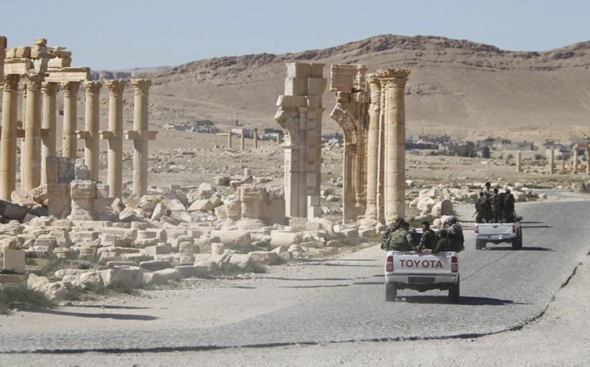 Suriyada minanın partlaması nəticəsində 8 nəfər ölüb