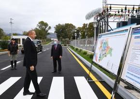 Baba Rzayev: Qarşıdakı 20 ildə Zəngilanın elektrik enerjisi tələbatı 6 dəfə artacaq