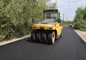 Suqovuşan və Talış kəndlərinə gedən avtomobil yollarının bərpası başlayır