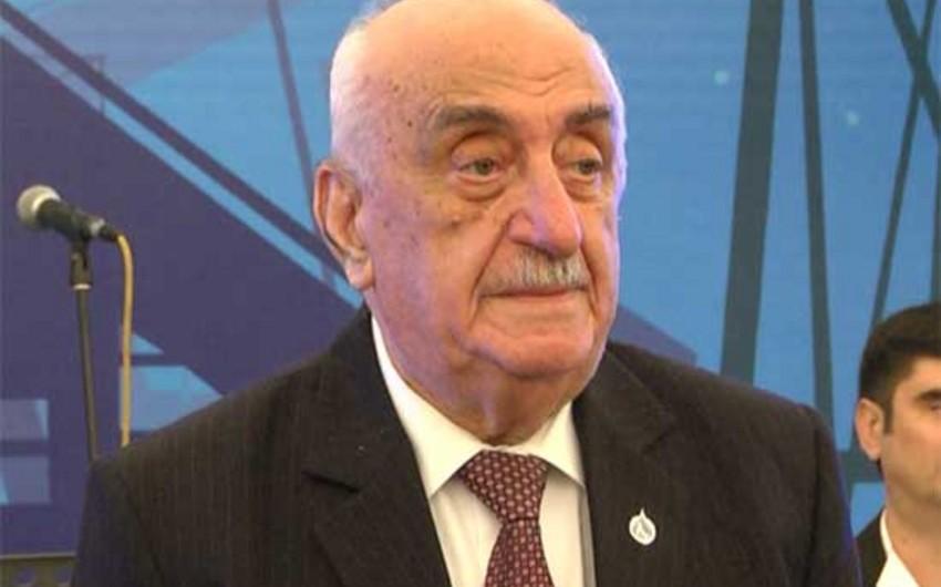 """Xoşbəxt Yusifzadəyə """"Azərbaycan Respublikası Prezidentinin fəxri diplomu"""" verilib"""