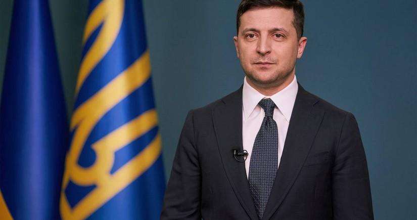 Zelenski iki erməni əsilli iş adamına qarşı sanksiya tətbiq etdi