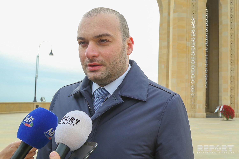 Обнародована программа визита премьер-министра Грузии в Азербайджан