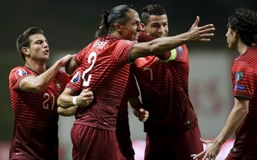 Сборная Португалии вышла в финальную стадию Евро-2020