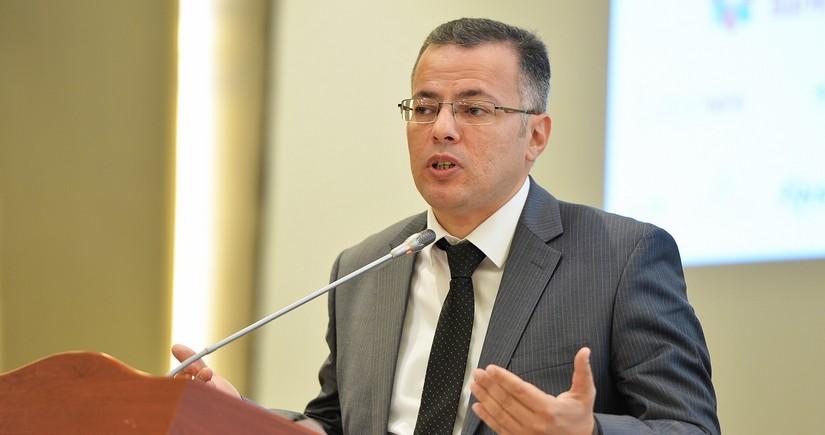 Vüsal Qasımlı: Azərbaycanda iqtisadi artımın yüksək trayektoriyaya keçmək imkanları var
