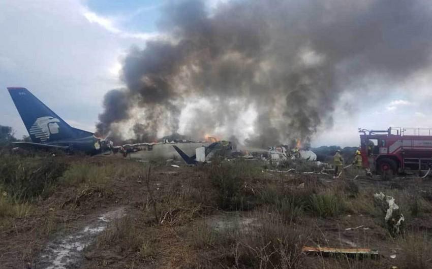 В Мексике назвали причину крушения самолета - ВИДЕО - ОБНОВЛЕНО - 4