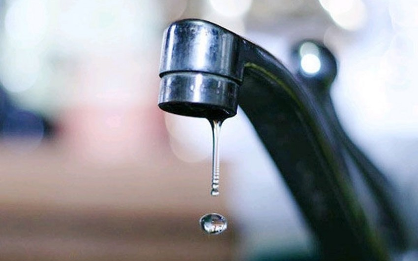 Paytaxtın Nizami rayonunda içməli su problemi olacaq