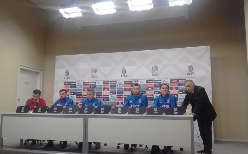 Гурбан Гурбанов: Мы будем готовы к сюрпризам соперника