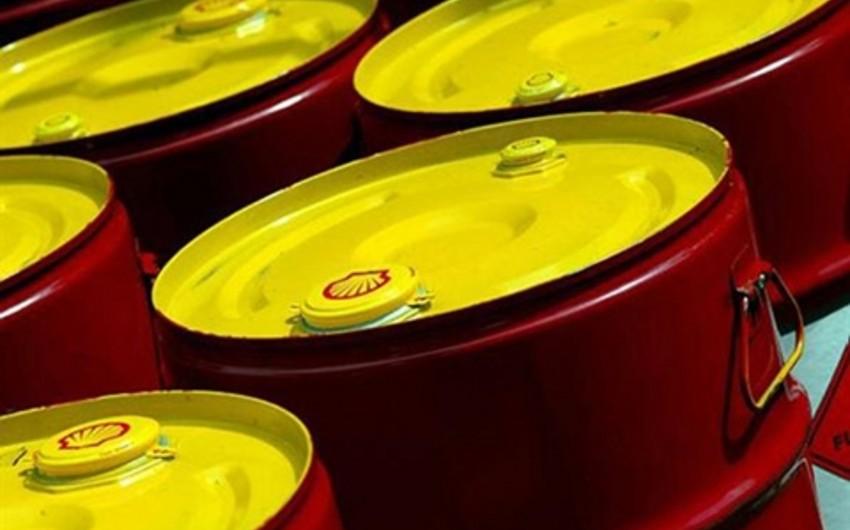 Brent markalı neftin qiyməti 60 dollardan aşağı düşüb