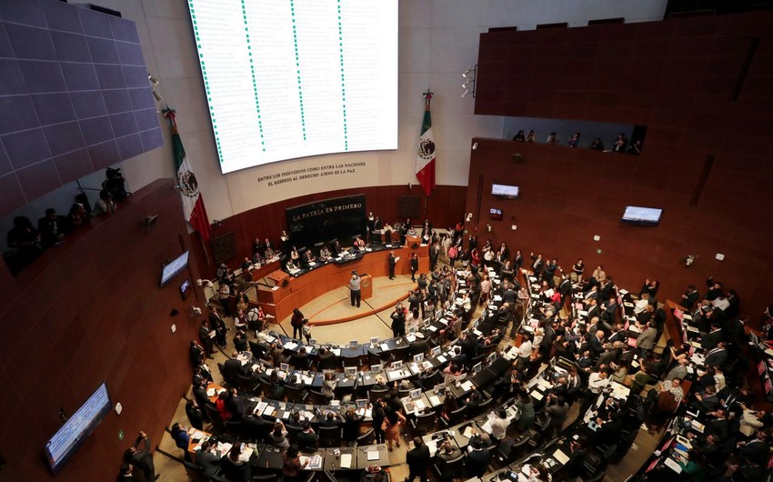 Mexico lifts presidential immunity
