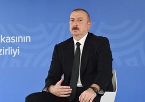 Azərbaycan Prezidenti: Əlavə xəstəxanalara ehtiyac olacaq