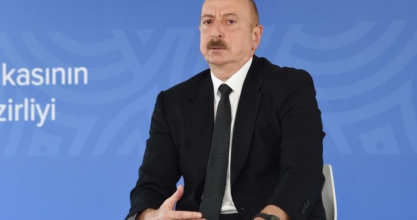 Президент Азербайджана: Видим, что появится необходимость в дополнительных больницах