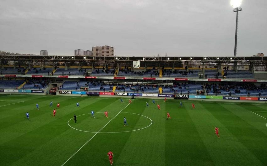 Азербайджан не сумел обыграть Литву - ОБНОВЛЕНО