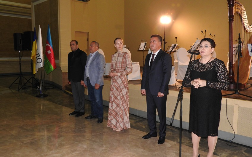 Concerts dedicated to Azerbaijan held in Kharkiv and Dnipro