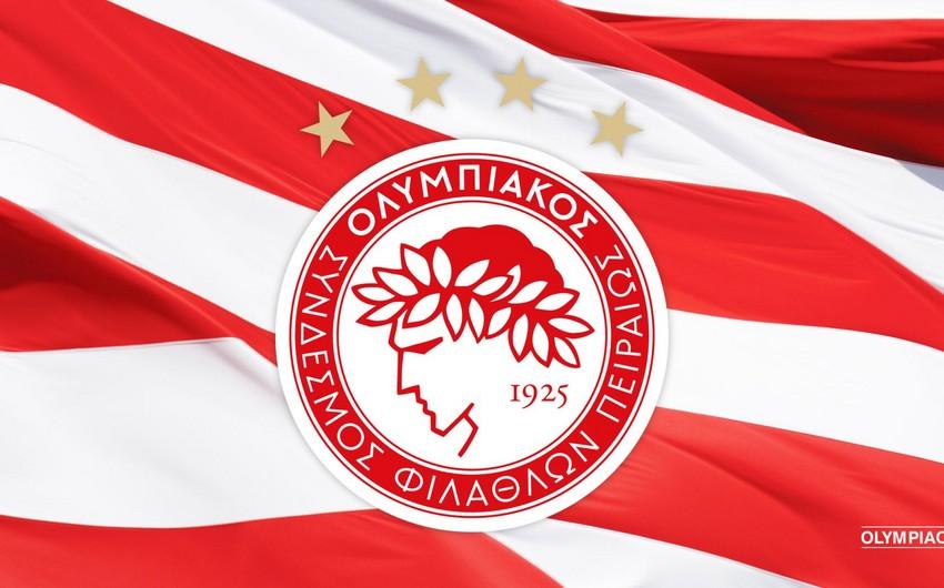 Olimpiakos Neftçi ilə oyunlara 24 futbolçu sifariş etdi