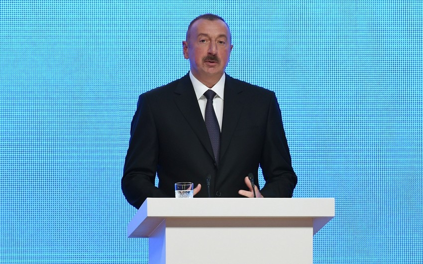 Ilham Aliyev: North-West and South-West routes will be launched in future