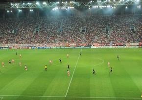 Лига чемпионов: Cегодня Нефтчи сыграет с Олимпиакосом
