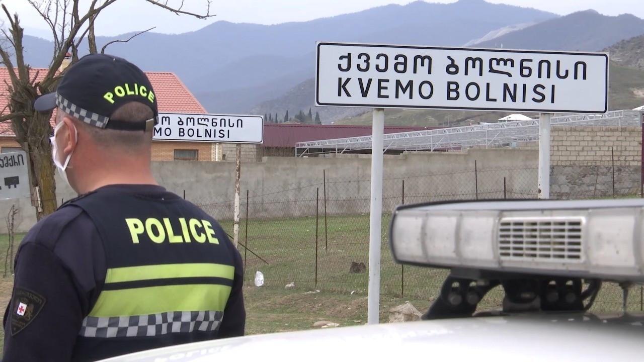 Gürcüstanın azərbaycanlılar yaşayan kəndində sərt karantin götürülür