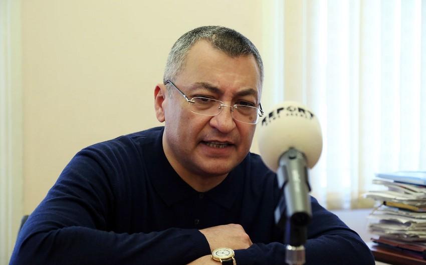 Ровшан Рзаев: Решение социальных проблем вынужденных переселенцев всегда находится в центре внимания