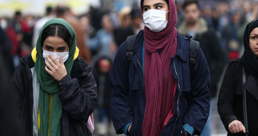 İranda koronavirusdan gündəlik ölüm sayı rekord vurdu
